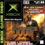 Official Xbox Magazine -- Demo Disc #44 (Xbox)