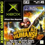 Official Xbox Magazine -- Demo Disc #45 (Xbox)
