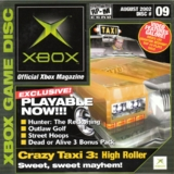 Official Xbox Magazine -- Demo Disc #9 (Xbox)