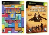 Star Wars: The Clone Wars / Tetris: Worlds (Xbox)