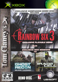 Tom Clancy's Rainbow Six 3 -- Exclusive Companion Demo Disc (Xbox)
