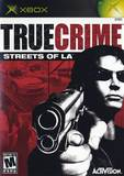 True Crime: Streets of LA (Xbox)