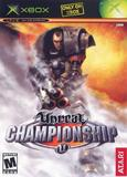Unreal Championship (Xbox)
