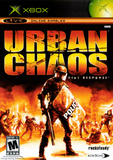 Urban Chaos: Riot Response (Xbox)
