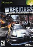 Wreckless: The Yakuza Missions (Xbox)