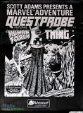 Questprobe: Featuring Human Torch and the Thing (ZX Spectrum)