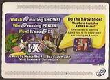 Kirby Slide -- Fox Box Promo (e-Reader)