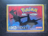 Pokemon -- EON Ticket (e-Reader)