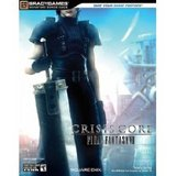 Crisis Core: Final Fantasy VII -- BradyGames Signature Series Guide (guide)