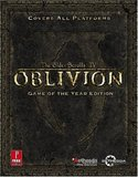 Elder Scrolls IV: Oblivion, The -- Game of the Year Edition Strategy Guide (guide)