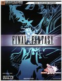 Final Fantasy -- Strategy Guide (guide)