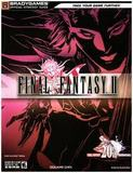 Final Fantasy II -- Strategy Guide (guide)