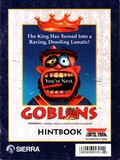 Gobliiins -- Hint Book (guide)