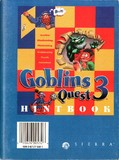 Goblins Quest 3 -- Hint Book (guide)