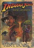 Indiana Jones and the Fate of Atlantis -- Hint Book (guide)