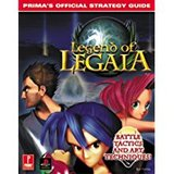 Legend of Legaia -- Strategy Guide (guide)