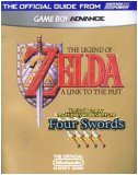 Legend of Zelda: A Link to the Past / The Four Swords, The -- Strategy Guide (guide)