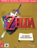 Legend of Zelda: Ocarina of Time, The -- Strategy Guide (guide)
