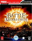 Lord of the Rings: The Battle for Middle-Earth, The -- Prima's Official Game Guide (guide)