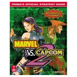 Marvel vs. Capcom 2 -- Strategy Guide (guide)