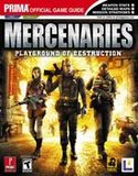 Mercenaries: Playground of Destruction -- Strategy Guide (guide)