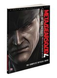 Metal Gear Solid 4: Guns of the Patriots -- Prima Official Game Guide (guide)