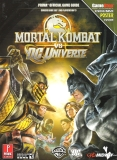 Mortal Kombat vs. DC Universe -- Prima Official Game Guide (guide)
