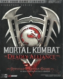 Mortal Kombat: Deadly Alliance -- BradyGames Signature Series Guide (guide)