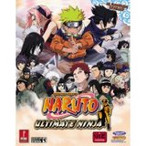 Naruto: Ultimate Ninja -- Prima Official Game Guide (guide)