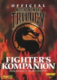 Official Mortal Kombat Trilogy Fighter's Kompanion (guide)