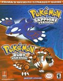 Pokemon Ruby & Sapphire -- Strategy Guide (guide)