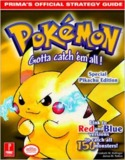 Pokemon Yellow Version -- Special Pikachu Edition -- Strategy Guide (guide)