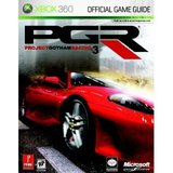 Project Gotham Racing 3 -- Strategy Guide (guide)