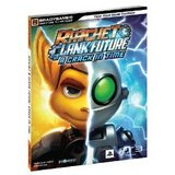 Ratchet & Clank Future: A Crack in Time -- BradyGames Signature Series Guide (guide)