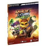 Ratchet & Clank: All 4 One -- Strategy Guide (guide)