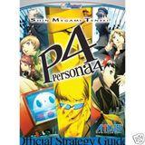 Shin Megami Tensei: Persona 4 -- Official Strategy Guide (guide)