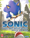 Sonic the Hedgehog -- Prima Official Game Guide (guide)