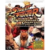 Street Fighter Anniversary Collection -- Strategy Guide (guide)