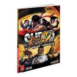 Super Street Fighter IV -- Strategy Guide (guide)