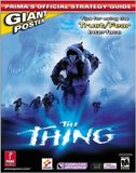 Thing, The -- Official Strategy Guide (guide)