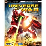 Universe at War: Earth Assault -- BradyGames Official Strategy Guide (guide)