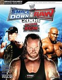 WWE SmackDown vs. RAW 2008 -- BradyGames Signature Series Guide (guide)