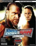 WWE SmackDown vs. RAW 2009 -- Bradygames Signature Series Guide (guide)