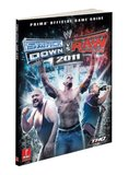 WWE SmackDown vs. RAW 2011 -- Prima Official Game Guide  (guide)