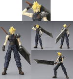 Action Figures -- Final Fantasy VII: Play Arts Vol.1 Cloud: Game Version (other)
