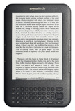 Amazon Kindle (3rd Generation) E-book Reader (other)