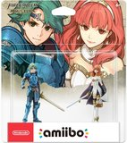 Amiibo -- Alm & Celica - 2 Pack (Fire Emblem Series) (other)