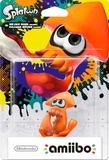 Amiibo -- Inkling Squid - Orange (Splatoon Series) (other)