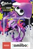 Amiibo -- Inkling Squid - Purple (Splatoon Series) (other)