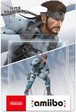 Amiibo -- Snake (Super Smash Bros. Series) (other)